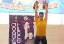 Берёзовские гиревики привезли пять медалей из Томска