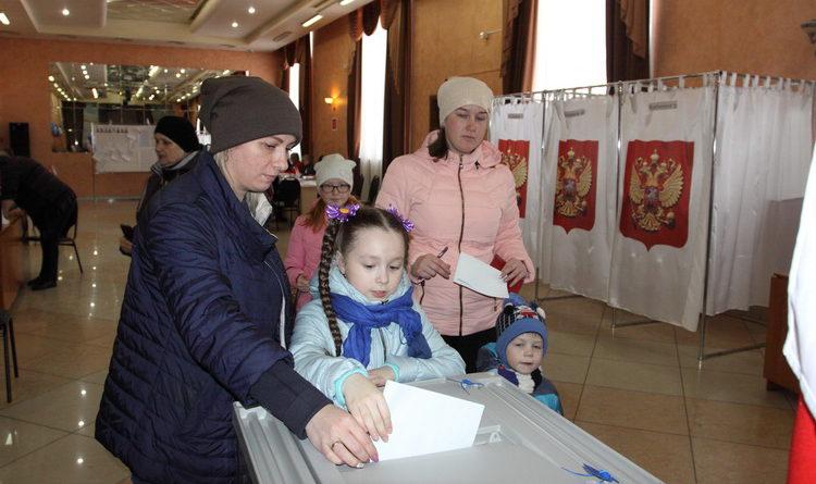 18 марта состоялись выборы президента России