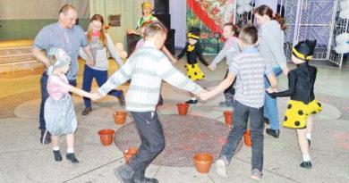 Пасхальный праздник для всех желающих прошел в ДК шахтеров