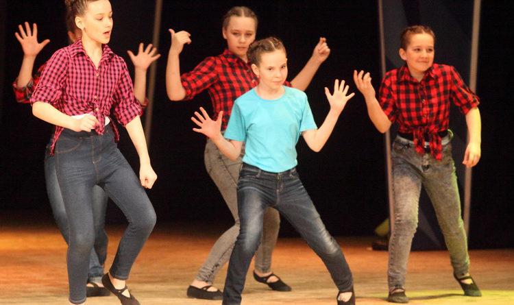 В Берёзовском выбирали сильнейших танцоров