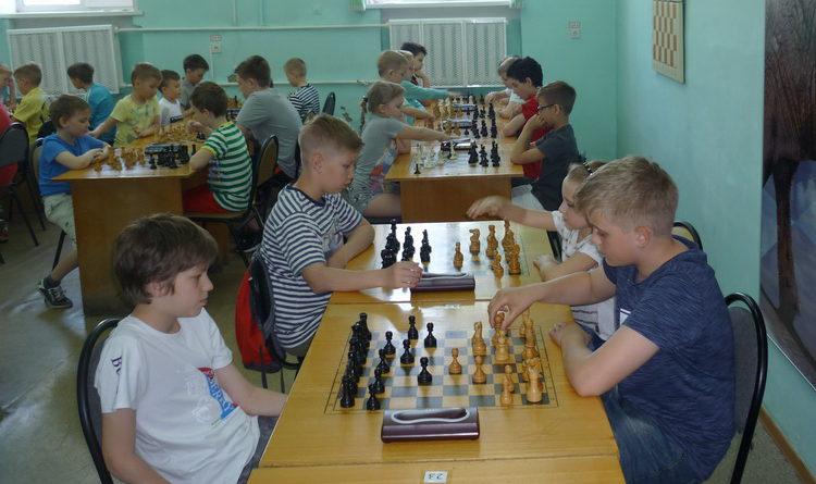 Берёзовские шахматисты – в рейтинге России