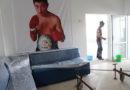 Берёзовская школа бокса почти готова к открытию