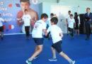 В Берёзовском открыт новый зал бокса