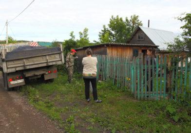 Берёзовцы получают благотворительный уголь