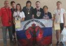 Берёзовские гиревики привезли 11 медалей