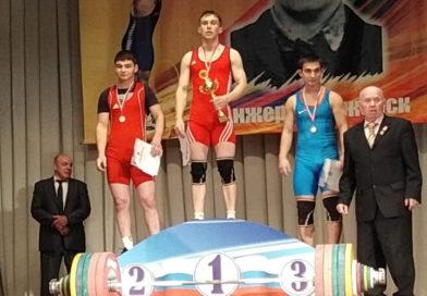 Денис Исаков — абсолютный победитель первенства области
