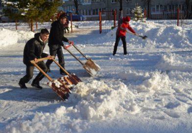 9 ноября в Берёзовском стартует большой субботник