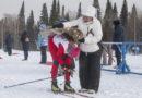 Берёзовцы открыли лыжный сезон