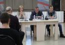 Глава округа Дмитрий Титов провел координационный совет предпринимателей