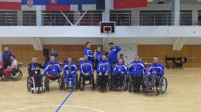 Павел Зязев завоевал бронзу в составе сборной Кузбасса