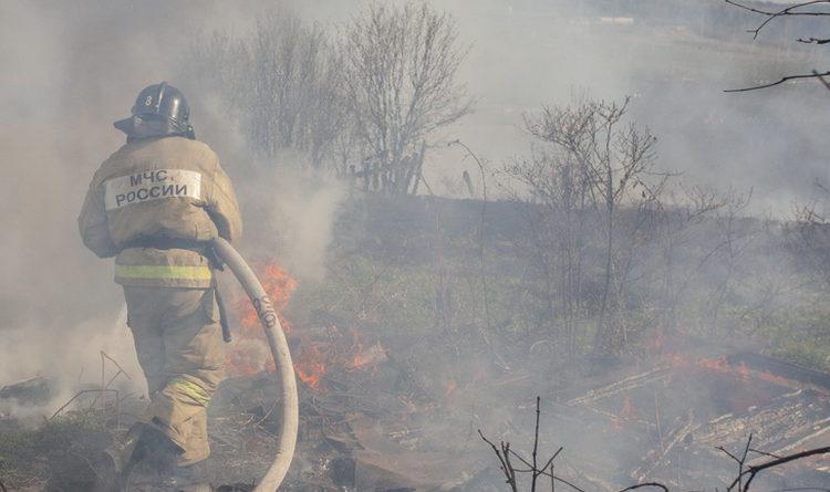 Двое берёзовцев погибли в пожаре