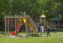 Новые детские площадки