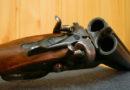 Ружье пролежало под полом гаража более 40 лет