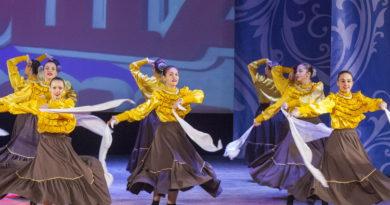 «Танцующая Снегурочка»