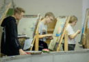 Берёзовские художники провели каникулы в Питере