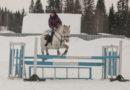 Соревнования по конкуру завершились в Берёзовском