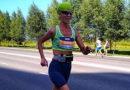 Людмила и Ксения Шевяковы выступили в юргинском забеге