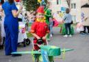 В Берёзовском состоялся юбилейный  «Парад колясок»
