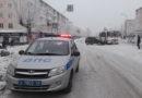 Утром в Берёзовском произошло ДТП