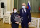 Губернатор отметил коллектив берёзовской скорой помощи