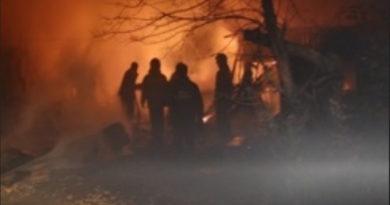 Требуется помощь семье с детьми, пострадавшей от пожара