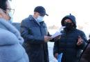Губернатор распорядился о строительстве водовода на «Берёзовке»
