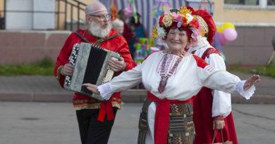 Фестиваль «Белая берёза-2021»