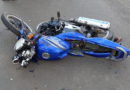 ДТП с мотоциклистом в Берёзовском