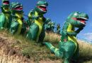 Первый в России ночной марафон «В поисках динозавров» пройдет в Кузбассе