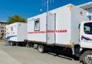 На городской площади до 25 сентября работает маммограф